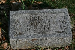 Loretta <i>Warner</i> Jones