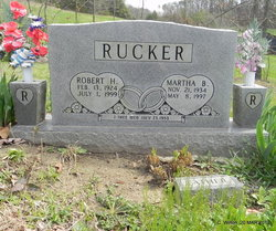 Martha Bernice <i>Smith</i> Rucker