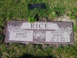 Geneva <i>Winters</i> Rice