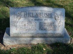 Donald Robert Don Hillabush