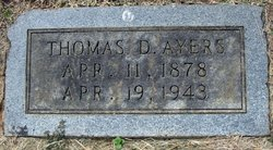 Thomas D. Ayers