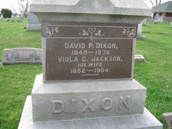Viola C. <i>Jackson</i> Dixon