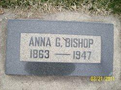 Annie Marie Anna <i>Gardiner</i> Bishop
