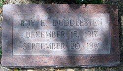 Roy Edward Duddlesten