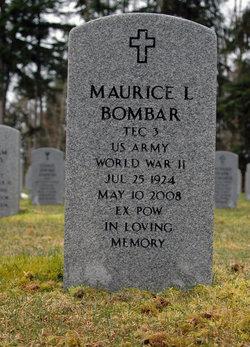 Maurice L Bombar, Jr