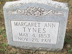Margaret Ann <i>Collier</i> Tynes