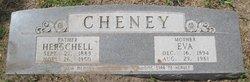 Eva Inez <i>Parker</i> Cheney