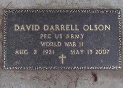 David Darrell Olson