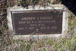 Andrew J Cauble