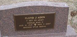Floyd J. Aden