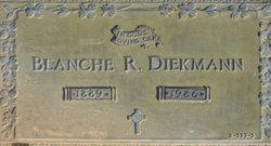 Blanche Estelle <i>Roshong</i> Diekmann