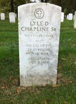 Lyle Delauder Chapline, Sr