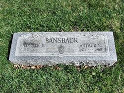 Arthur E Art Bansback