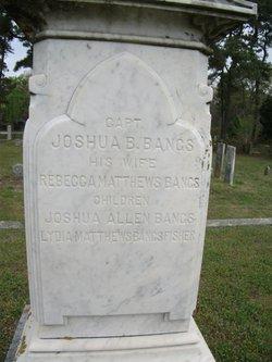 Joshua Allen Bangs