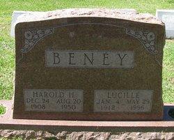 Lucille Ellen <i>Fisher</i> Beney