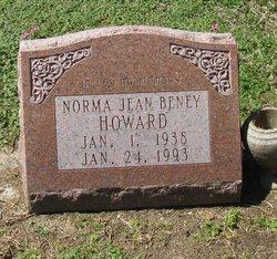 Norma Jean <i>Beney</i> Howard