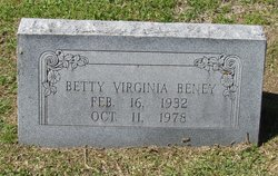 Betty Virginia Beney