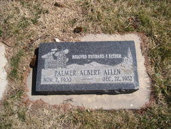 Palmer Albert Allen