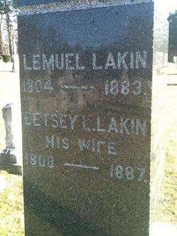 Lemuel Lakin, Jr