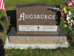 Frederick John Augsburger