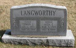 Alta E. Langworthy