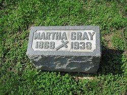 Martha Jane <i>Brittenham</i> Gray