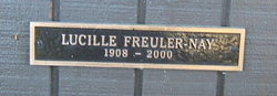 Lucille Pearl <i>Mahoney</i> Freuler-Nay