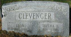 Thelma <i>Hinchman</i> Clevenger