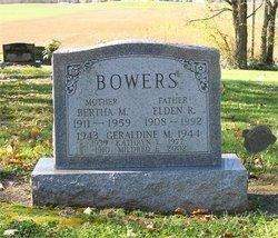 Geraldine Mae Bowers