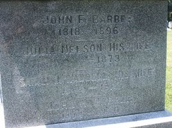 John Harvey Barber