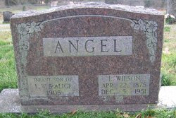 Infant Son Angel