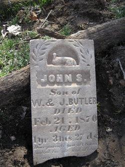 John S. Butler