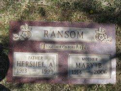 Hershel A Ransom