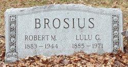 Lulu G <i>Hower</i> Brosius