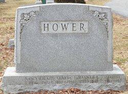 Nancy H <i>Hower</i> Blazis