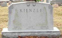 Esther M Kienzle