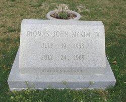 Thomas John McKim, IV