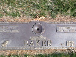 Nancy Ruth <i>Burnett</i> Baker