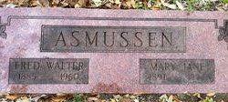 Mary Jane <i>Patton</i> Asmussen