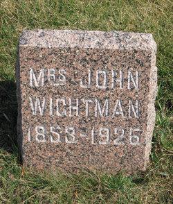 Susan L. <i>Cunningham</i> Wightman
