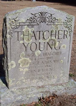 Florence A. <i>Young</i> Thatcher