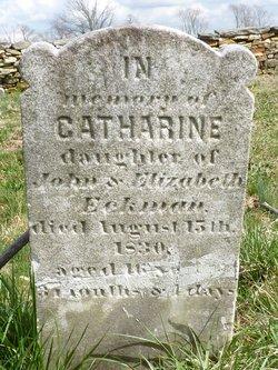 Catharine Eckman