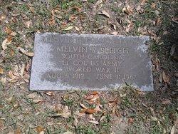 Melvin St. John Blitch, Jr