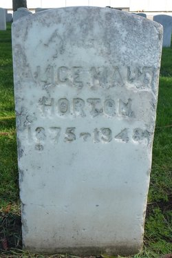Alice Maud Horton
