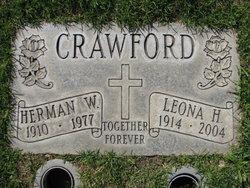 Leona H Crawford
