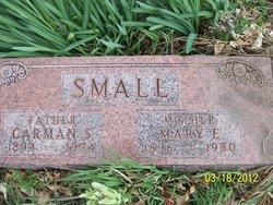 Mary Eliza <i>Thayer</i> Small
