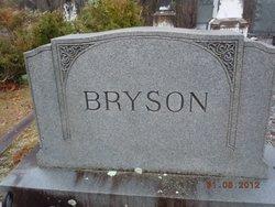 Annie E <i>Cook</i> Bryson