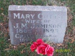 Mary <i>Cutts</i> Jamison