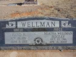 Neatha Mae <i>Wellman</i> Bentley