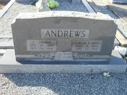 James Francis J Franks Andrews